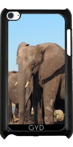 coque-silicone-pour-ipod-touch-4-elephant-afrique-exotique-by-wonderfuldreampicture