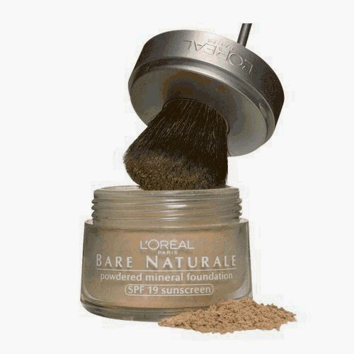 L'Oreal Paris True Match Naturale Mineral Foundation,