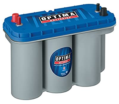 Optima Batteries 8052-161 D31M BlueTop Dual Purpose Battery