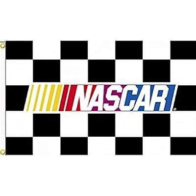 Nascar Checkered 3 X 5 Banner Flag