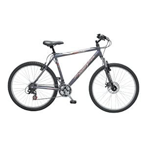 Free Spirit Conquest Mens Bike - Titanuim, 18/26-inch