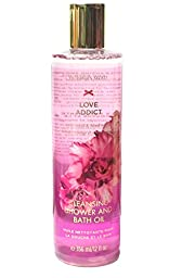Victoria\'s Secret Love Addict Cleansing Shower and Bath Oil