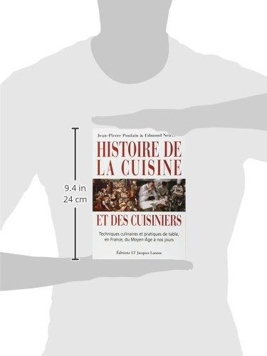 histoire de la cuisine et des cuisiniers techniques culinaires et pratiques 0 ebay. Black Bedroom Furniture Sets. Home Design Ideas