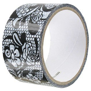 Fashion Angels Decorative Tapefitti - LACE - 1