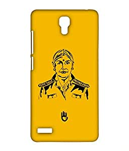 KR Mother Yellow - Sublime Case for Xiaomi Redmi Note Prime