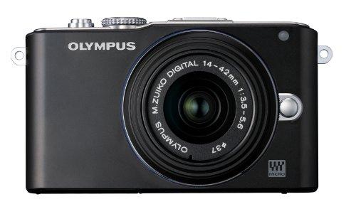 Olympus PEN E-PL3 14-42mm 12.3 MP Interchangeable