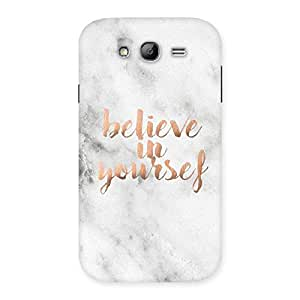 Special Believe Your Self Printed Back Case Cover for Galaxy Grand