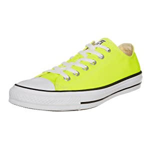 Converse Chucks - CT OX 139792C - Electric Yellow, Schuhgröße:41