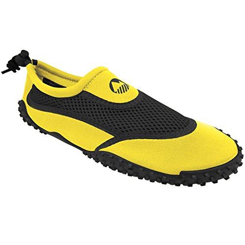 Lakeland-Attivo Eden Unisex Aqua scarpe, giallo (Yellow), 43 EU