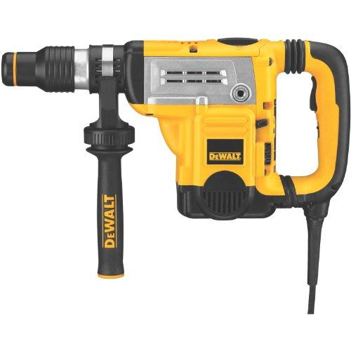 DEWALT D25602K 1-3/4-Inch SDS Max Combination Hammer Kit with SHOCKS & CTC