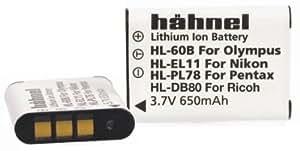 TYPE NIKON FIT EN-EL11 Li-ion 3.7V 650mAh