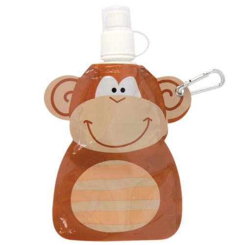 Stephen Joseph Little Squirt - Monkey - 10 oz - 1