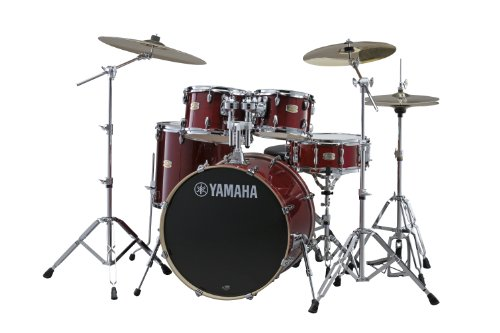 Yamaha Stage Custom Birch 5-Piece Shell Pack - 22