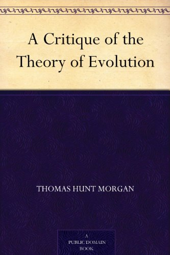 an analysis of the theory of evolution from a religious view The university libraries proudly announces its  cultural analysis & theory, ecology and evolution  history, political science, religious studies.
