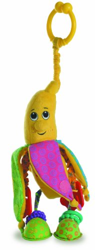 Tiny Love 33311031 Fruity Pals Anna Banana Gioco, Giallo