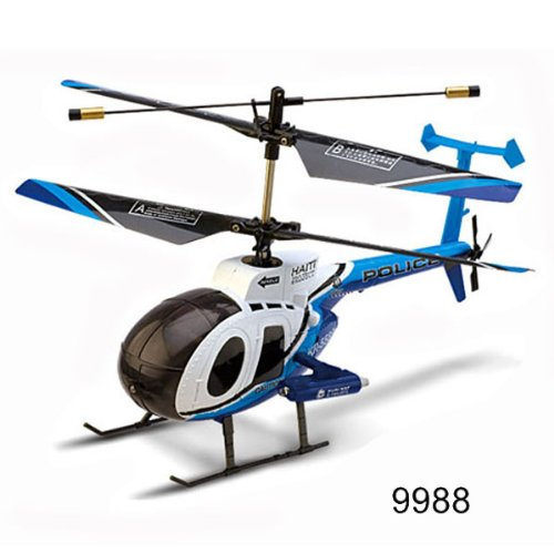 Big Bargain GW Xieda 9988 Overclocking 2.4G 4CH RC Helicopter With Gyro RTF