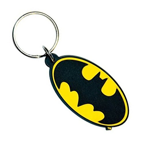 Dc Comics Batman Logo Portachiavi [ Portachiavi Logo Batman Dc Comics ]