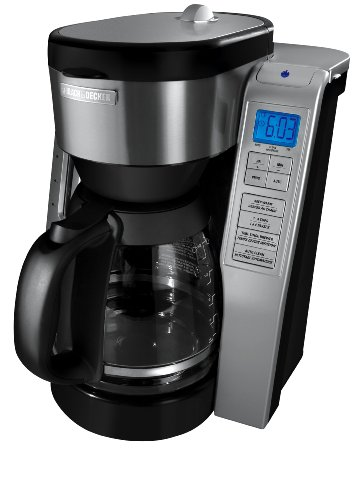 Black & Decker CM9050C 12 Cup Digital Coffeemaker