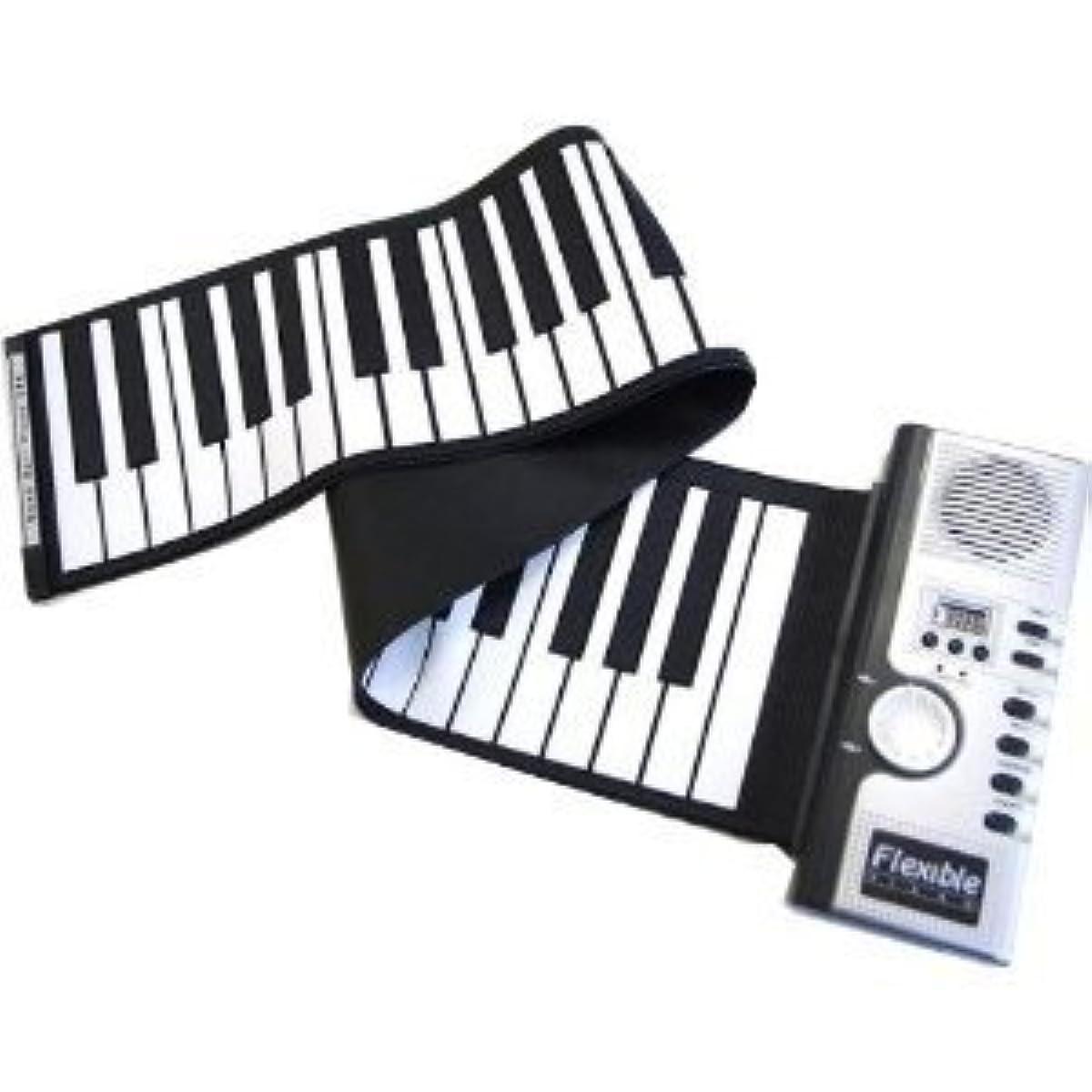 롤 피아노 뱅글뱅글 감을 수 있 전자 롤 피아노 전자 피아노 운반 롤 피아노 61키 롤 피아노-