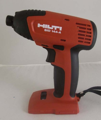 save now for hilti sid 144 a cordless impact driver 14 4 volt bare tool makita 18v cordless. Black Bedroom Furniture Sets. Home Design Ideas