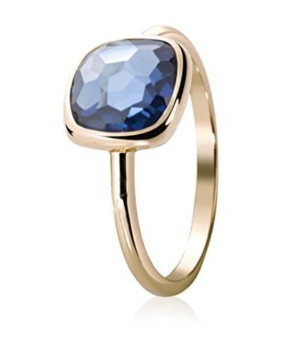DI GIORGIO PARIS Ring Dgm24Tz vergoldetes Silber 18 Karat