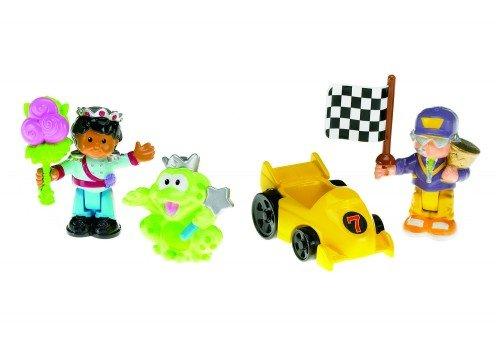 Little People Racer Drew & His Race Car - 1