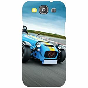 Samsung Galaxy S3 NeoU Back Cover - Matte Finish Phone Cover