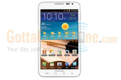Samsung Galaxy Note T879 TMobile Smartphone Photo