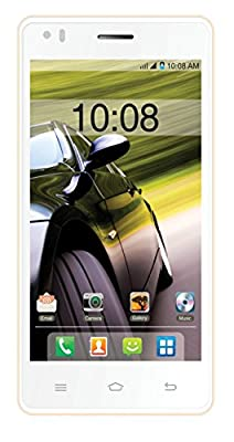 Intex Aqua Speed HD (White-Champagne, 8GB)