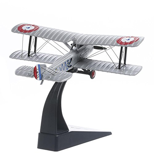 Factory Direct Craft® Small-Scale Incredibly Detailed Replica Sopwith Model Airplane on Display Stand (Model Airplane Supplies compare prices)