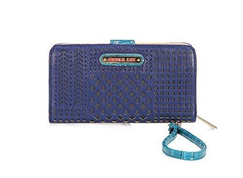 nicole-lee-isabella-laser-cut-wallet-rv6299-blue