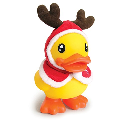 B.Duck Deer Saving Bank, 16cm