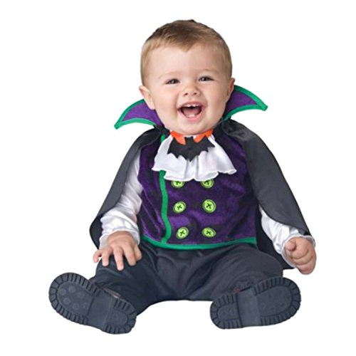 In-Character Infant Boys & Girls Baby Vampire Costume