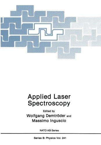 Applied Laser Spectroscopy (Nato Science Series B:)