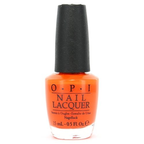 OPI Neon Nail Lacquers Collection - Juice Bar Hopping by OPI