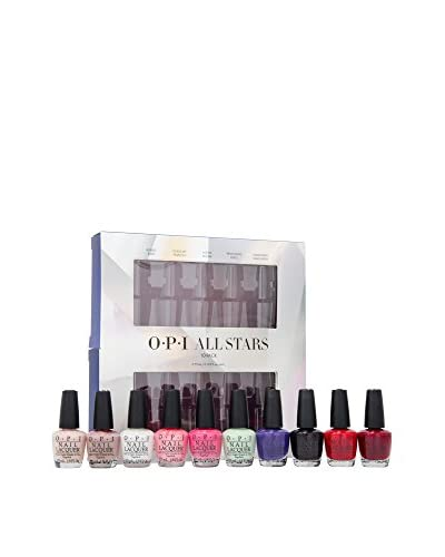 OPI Set Smalto Per Unghie 10 Pz. All Stars (10 X 3.75 Ml) 37.5 ml