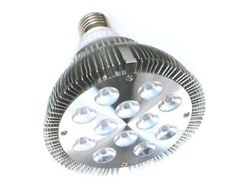 24W 白8青4 60度レンズ LEDライト アクアリウム水草水槽サンゴ用