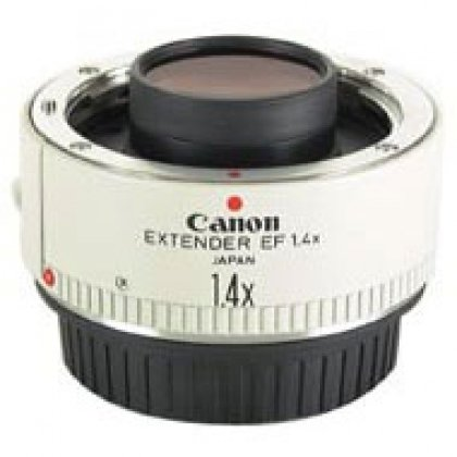 Canon Ef 1.4X L Telephoto Extender For Canon Super Telephoto Lenses