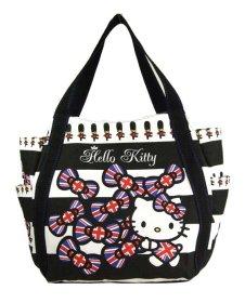 ≪Lサイズ≫【Hello Kitty/ハローキティ】キティちゃんのトートバッグMMサイズ GD-HK65K002-MM