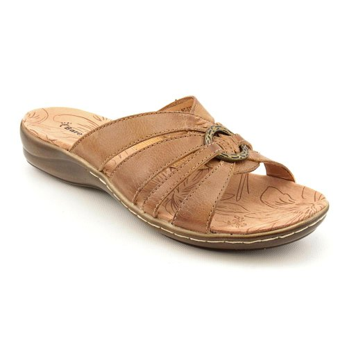 Bare Traps Women's Kerry Slip On Sandals in Auburn Size 11 at Amazon.com