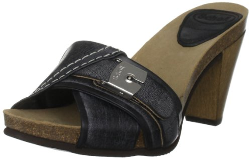 Scholl Women's Kery Black Formal Mules F244661004390 6 UK, 39 EU