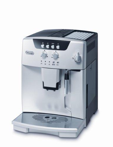 DeLonghi ESAM04.110.S Kaffee-Vollautomat Magnifica New Generation (1,8 Liter, Dampfdüse) silber thumbnail