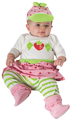 Rubie's Costume Baby Girl's Strawberry Shortcake Baby Costume