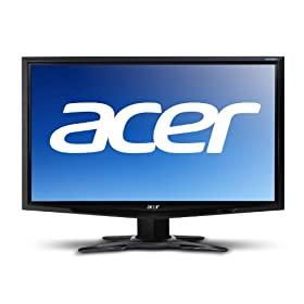 Acer G235H Abd 23-Inch Screen LCD Monitor