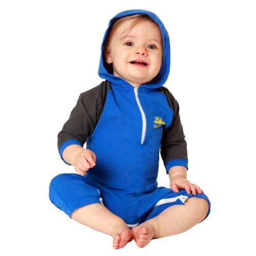 Hooded Baby Suits by No Zone in Jessie, 12-18 Months
