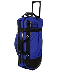 Club Glove Rolling Duffle 2 Royal Xl by Club Glove