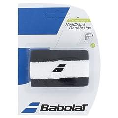 Buy Double Line Tennis Headband by Babolat