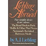 Liebling abroad (0872236439) by Liebling, A. J