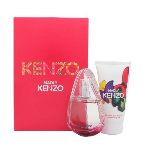 Kenzo Madly Eau de Toilette Vaporizzatore - 30 ml, Latte Corporale - 50 ml