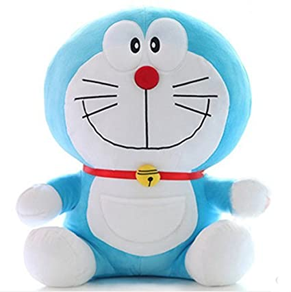 Flii®doraemon Plush Toy Smiling Style Doraemon Soft Doll